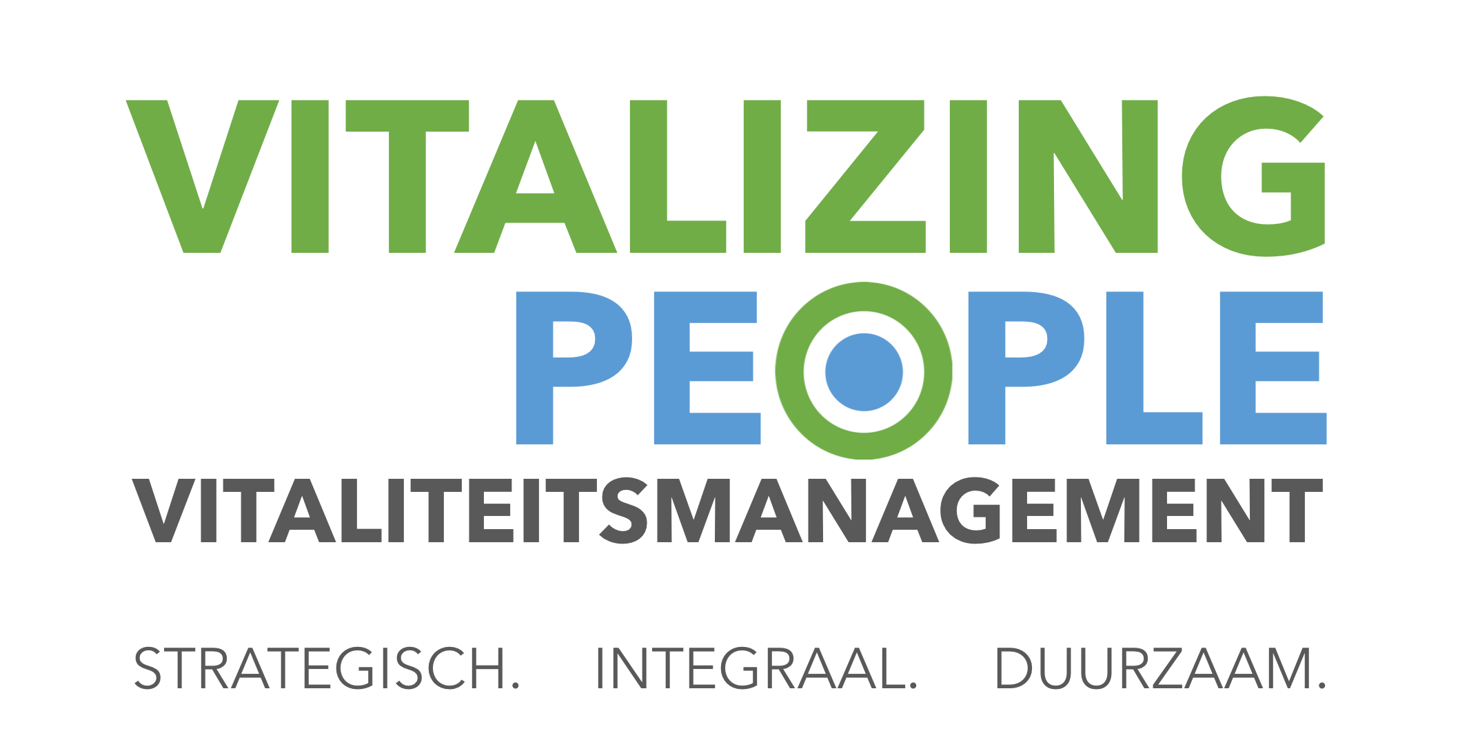 Vitalizing People | Strategisch Vitaliteitsmanagement Logo